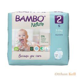 BAMBO pelenka 2, 3-6KG  (30db)