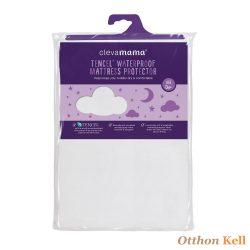 ClevaMama TENCEL matracvédő gumis lepedő 90x190