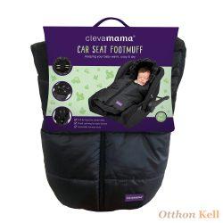 ClevaMama bundazsák hordozóba, autósülésbe