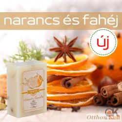 TERITA narancs és fahéj kézműves szappan