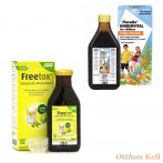 Salus Freetox 250 ml + Floradix Kindervital 250 ml csomag