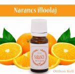 100% Narancs illóolaj