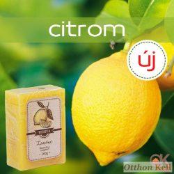 TERITA citromos kézműves szappan