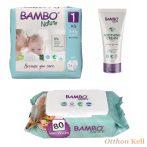 BAMBO Pelenkázás Csomag  - tartósan alacsony ár