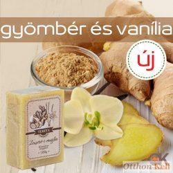 TERITA gyömbér és vanília kézműves szappan