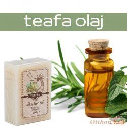 TERITA teafa olajos kézműves szappan