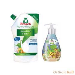 Frosch Gyermek kézmosás csomag + 250ml ajándék szappan