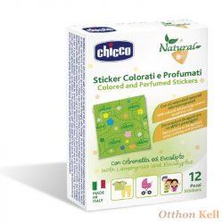 Natural Stickers - illatos tapaszok 12 db