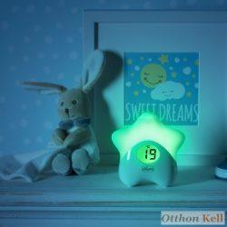 Chicco Csillag éjszakai fény szobahőmérővel