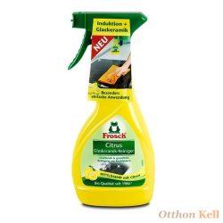 Frosch üvegkerámia főzőlap tisztító citromos spray - 300 ml