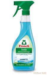 Frosch konyhai tisztító szódás - 500ml