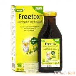 Salus Freetox gyermekláncfűvel és csalánnal - 250 ml